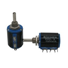 20PCS WXD3-12 2W 10K ohm WXD3-12-2W  5 ring multi-circle precision wire-wound potentiometer