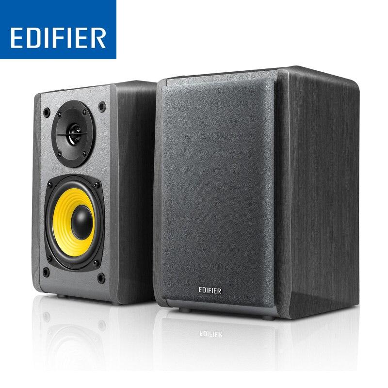 EDIFIER R1010BT Bookshelf HD Bluetooth Wireless Speaker Home Theater Party Speaker Sound System
