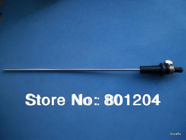 SFF016 Cello end pin 4/4 Ebony steel rod