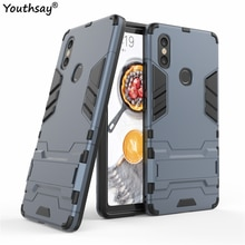 For Xiaomi Mi 8 SE Case Luxury Armor Rubber Hard Back Phone Case For Xiaomi Mi 8 SE Back Cover For X