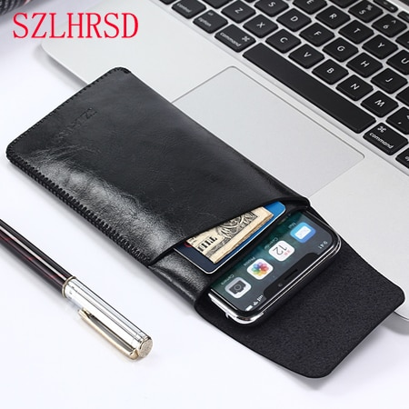 Для iPhone Xs Max супер тонкий чехол для iPhone 11 Pro Max кожаный чехол основной чехол для телефона для Galaxy Note10 Plus note9 s10 s9