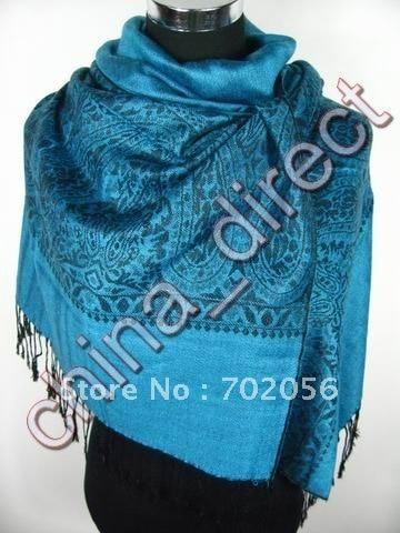 سحر بيزلي وشاح شال والأوشحة التفاف العباءات Neckscarf 12 قطعة/الوحدة #1748