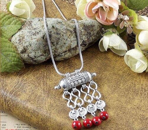 Nueva joyería caliente joyería fina Maxi Collares de buena calidad Collares de moda Tibet capa Choke neaklacks ZS-013