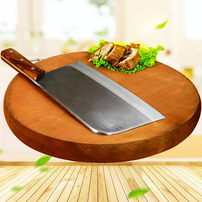 Cuchillo profesional de cocina de acero inoxidable para cortar cuchillos de cocina cuchillo chino de carnicero cuchillo de pescado cuchillo cozinha