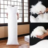150x50cm long dakimakura hugging body pillow inner insert anime body pillow core white pillow interior home use cushion filling