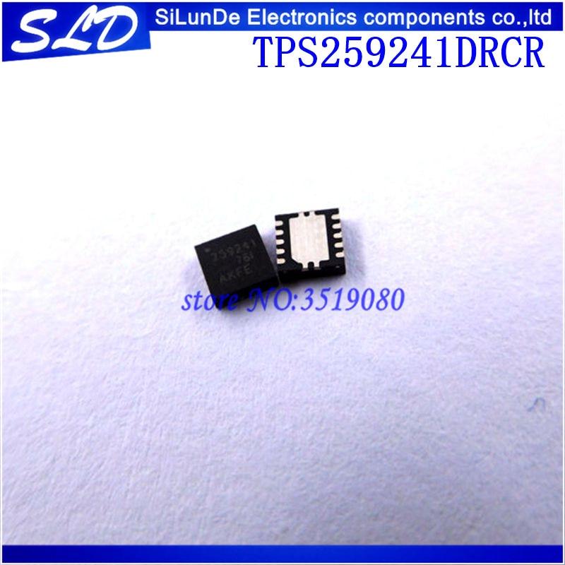 TPS259241DRCR TPS259241 259241 25924I VSON10 10 pçs/lote Frete Grátis