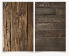 Photo Studio impression 3D couleur bois brun foncé 58x86 cm photographie fond étanche Anti-rides