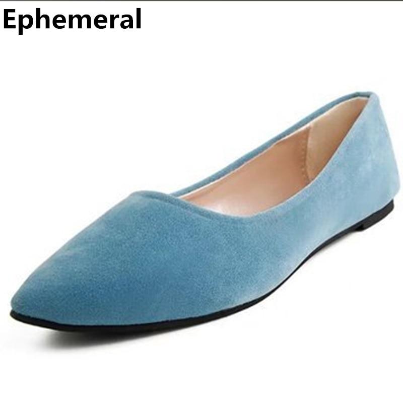 Sapato feminino chaussure talon branco, sapato vintage plano bicuda de ponta deslizante com fivela de laço e glitter plus size 17-3 azul e rosa