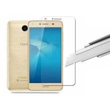 Verre trempé protecteur décran étui pour Huawei Honor 5A A5 5.0