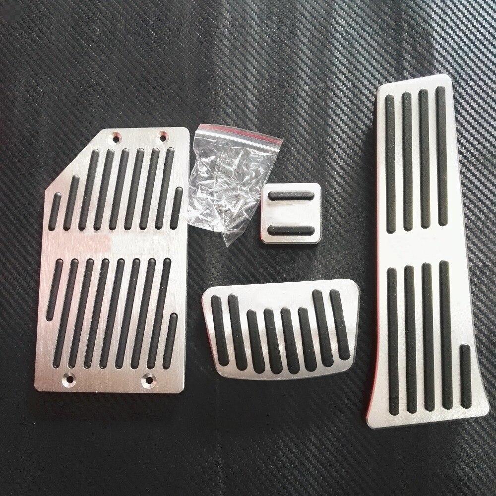 Accesorio de TTCR-II para KIA Sorento CADENZA K7 K5 reposapiés en pastilla de Pedal de freno acelerador, cubierta adhesiva de estilo de coche sin Taladro