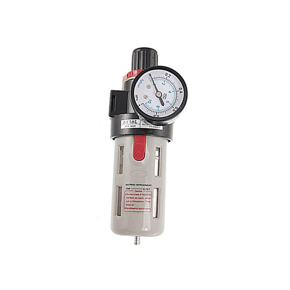 "Regulador de filtro de tratamiento Souce de aire neumático de 3/8 ""con BFR-3000 de manómetro"