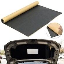 Panneau acoustique de maison noir   300cm x 100cm 3mm, isolation thermique, mousse à cellules fermées, panneau acoustique universel pour voiture, 1 pièce