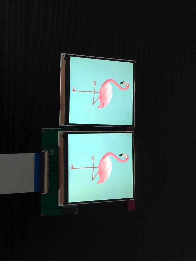 Pantalla LCD cuadrada de 3,1 pulgadas gran ángulo de visión pantalla MIPI de alta resolución 720X720