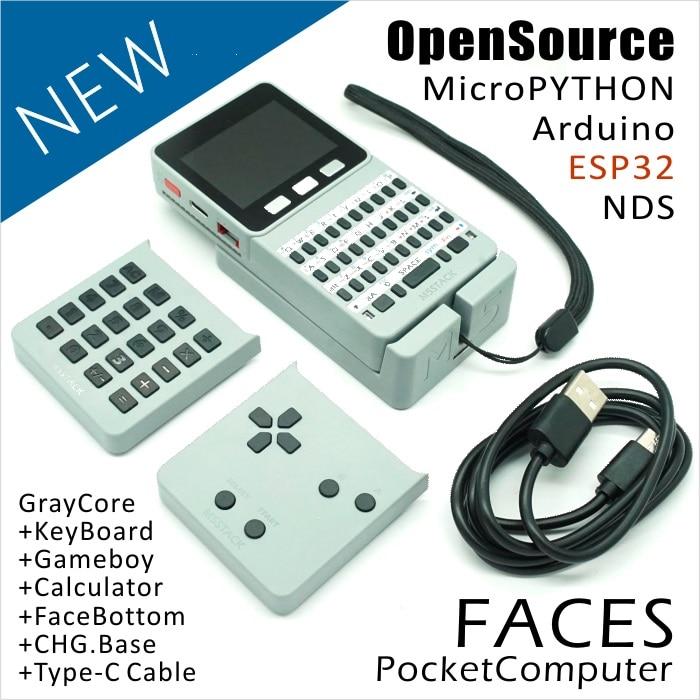 m5stack-nuova-offerta-computer-tascabile-con-facce-aperte-esp32-con-tastiera-pygamer-calcolatrice-per-arduino-in-micropitone