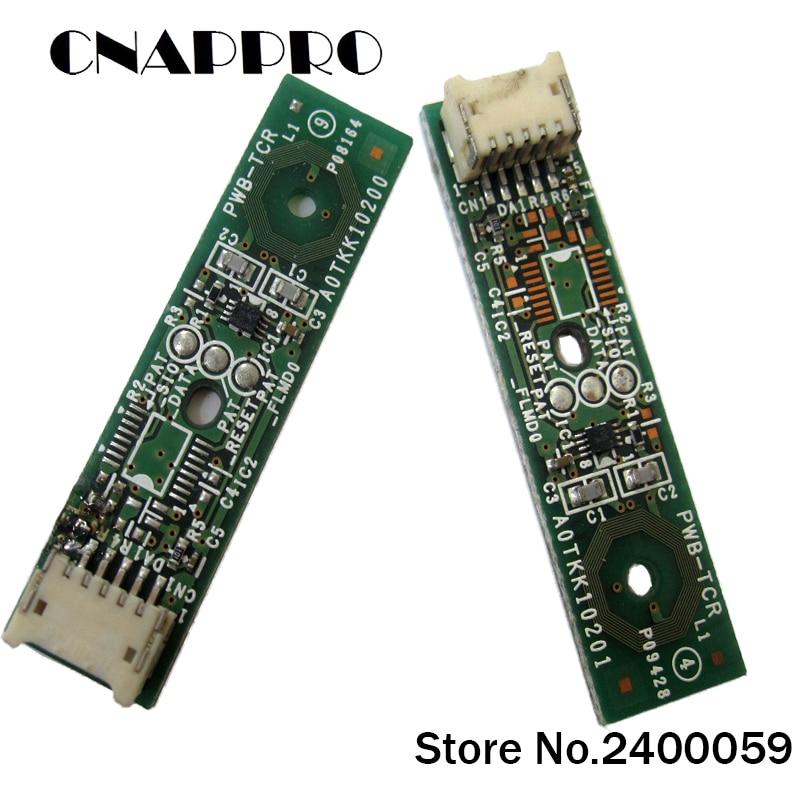 4 unids/lote Compatible OCE VL4522 5522 6522C VL4522 VL5522 VL6522C VL-4522 VL-5522 VL-6522C desarrollador Chip A0XVW3D A0XVWKD A0XVWED