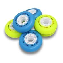 skates roller 92A Sliding slalom wheel for roller skates 72 76 80mm wheel,Original Inline ATS Skates shoes Wheel,I60