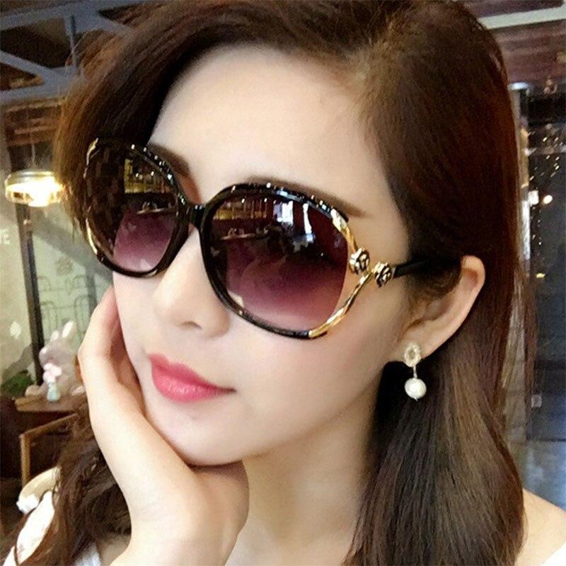 Женские солнцезащитные очки GUANGDU, модные гибкие очки в европейском и американском стиле с линзами UV400, 2019