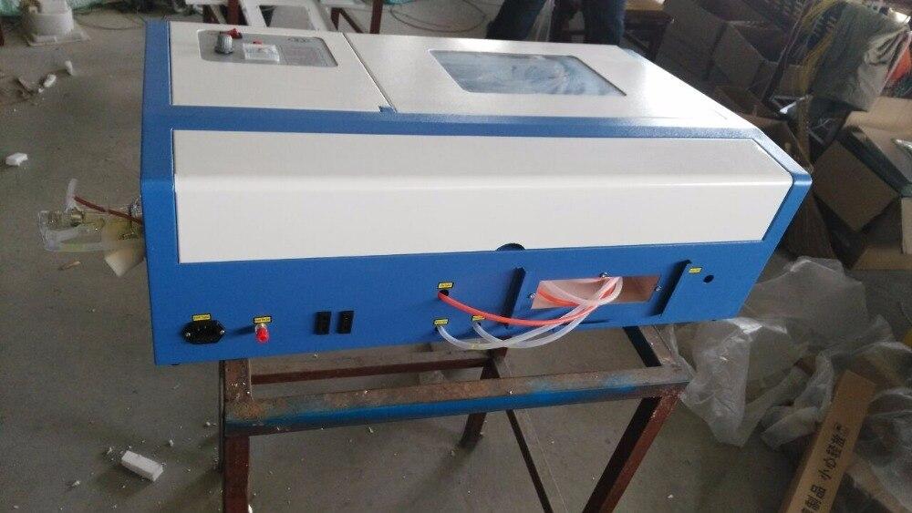 Best price! WATER COOLING laser engraving machine50W k2030 laser cutter