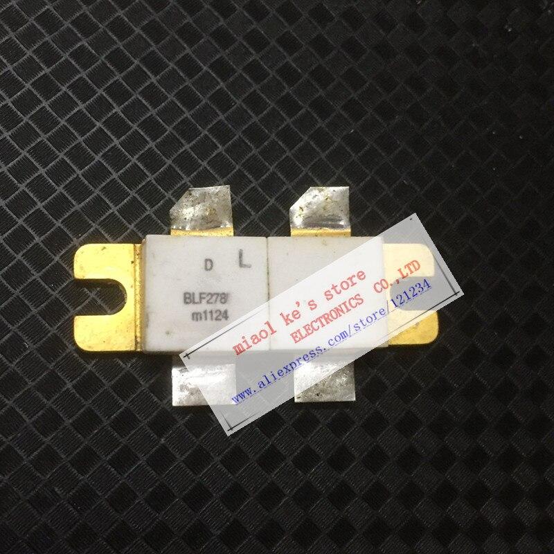 [Used goods]100% Original: BLF278 BLF278C blf278 blf278c [50V-110V 18A 300W 108MHz SOT262A1] -VHF push-pull power MOS transistor