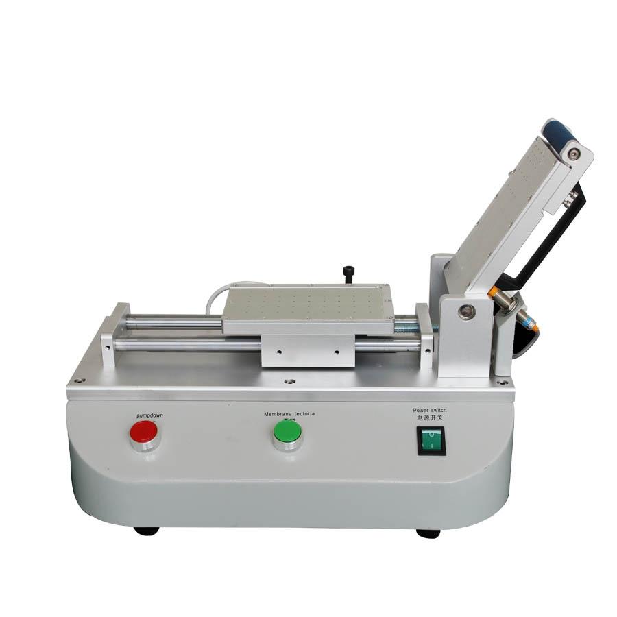 1 шт. универсальная автоматическая машина для ламинирования OCA пленки поляризационная пленка защитная пленка ламинатор