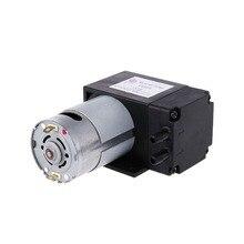 MEXI Mini pompe à vide cc 12V à économie dénergie 8L/min pompes à membrane daspiration haute pression avec support
