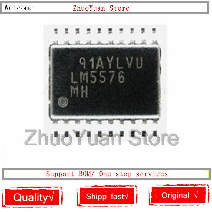 1 teile/los LM5576 LM5576MH LM5576MHX TSSOP20 Neue Original IC Chip