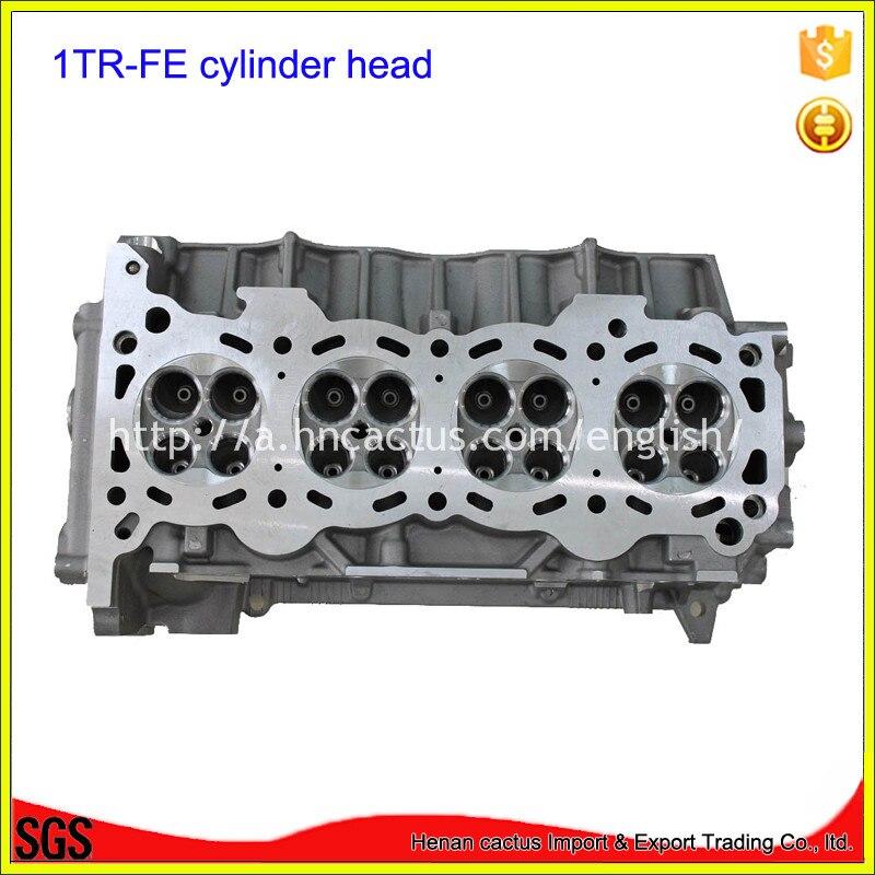 Piezas de motor Diesel OEM 11101-75141 culata 1TR-FE 1TR culata de cilindro para TOYOTA HILUX INNOVA 2.0L