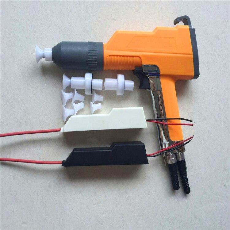 10/15pcs Free shipping Electrode holder round for powder coating gun spare parts nozzle of Gema easy select powder coating guns