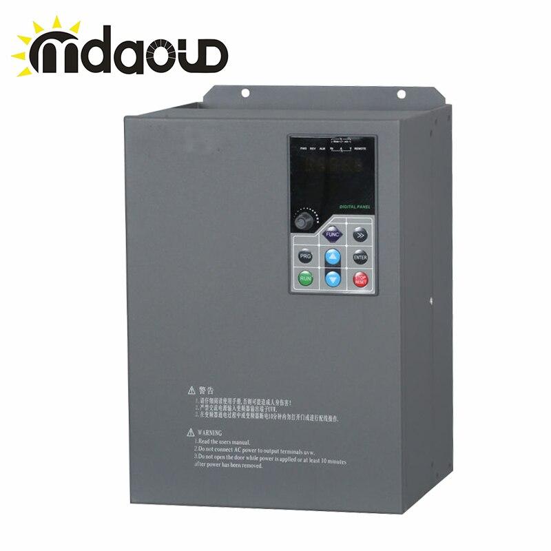 11 кВт/3 фазы 380 V/25A инвертор частоты-Бесплатная доставка-Шэньчжэнь векторное управление 11 кВт инвертор частоты/Vfd 11 кВт