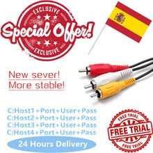 Europe 4 Lines Cccam Cline Server For 1 Year Europe Spain Germany For V8 Super Nova V7 V7S IPS2 IKS Receptor Satellite Receiver