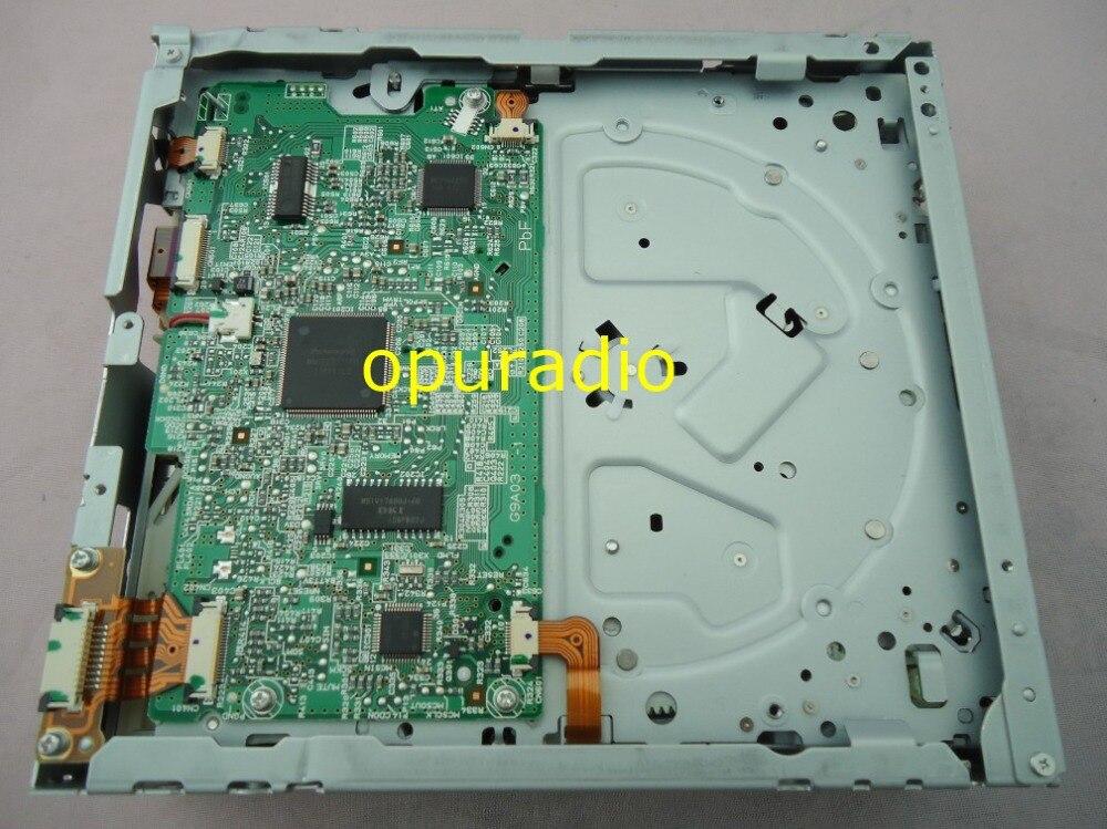 Original nova Matsushita mecanismo CD disco 6 PCB chevrooleet GA903 para SUBAARU Mazda Toyota carro rádio CD changer MP3 WMA sintonizador