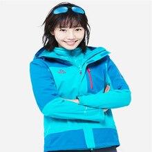 Garantir lauthentique! 2019 Pelliot veste de Ski femme imperméable, respirant hiver extérieur neige vêtements livraison gratuite!