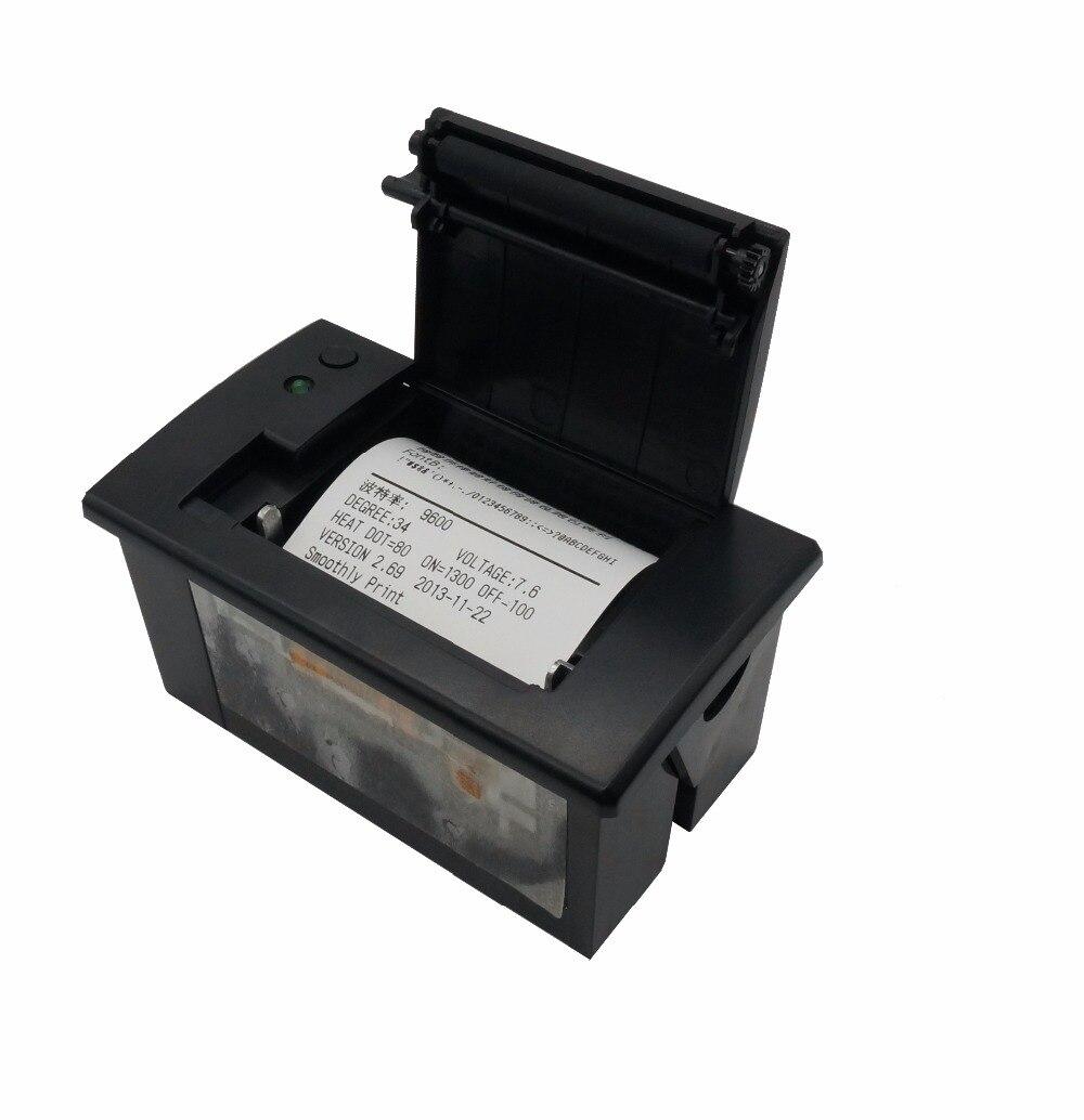 58mm thermal-panel-drucker für bus ticketing maschine
