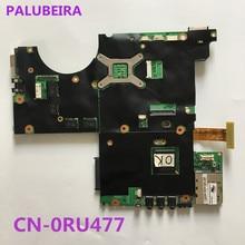 PALUBEIRA 07212-1 DH3 MB 48.4W101.011 لديل XPS M1530 اللوحة المحمول DDR2 CN-0RU477 0RU477 100% اختبار موافق