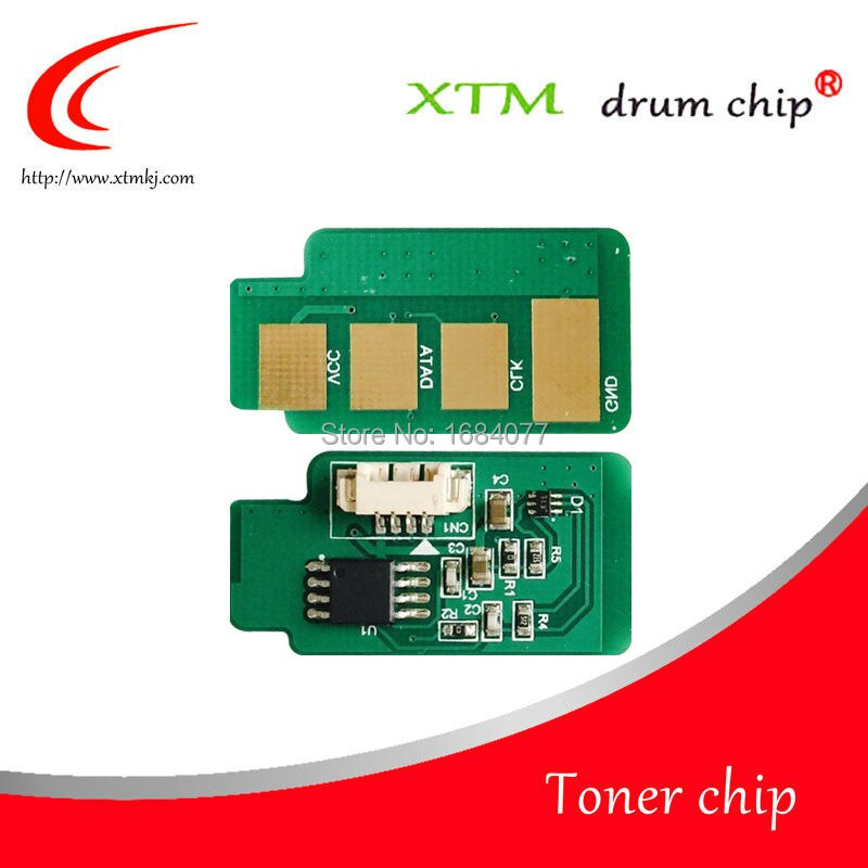 12X chip Compatible con CLT-K809S 809 S para Samsung CLX-9301 CLX-9251 CLX-9021 chip de cartucho de 9301 de 9251 a 9201