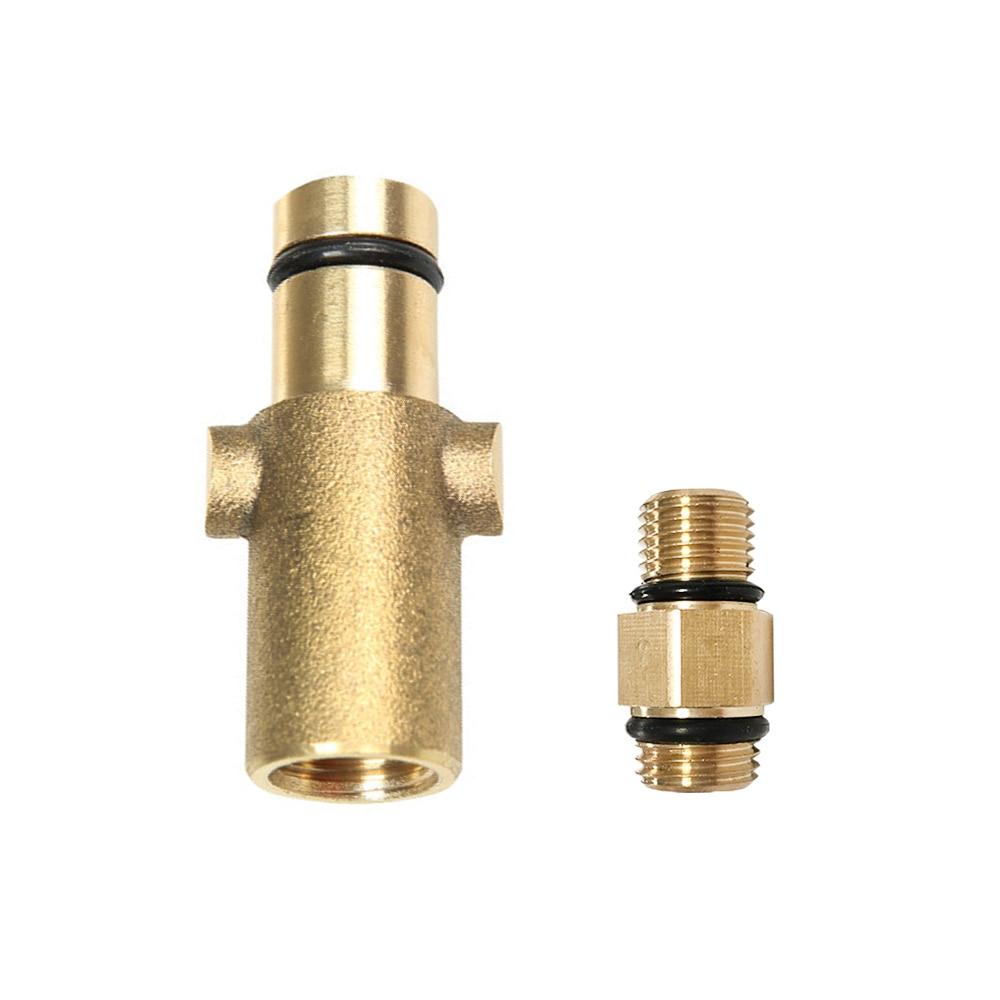 High Pressure Car Washer Adapter,For Nilfisk Gerni Series,For Snow Foam Lance,Foam Generator,Foam Nozzle,Foam Gun,Car Washer