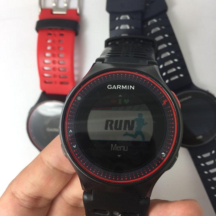 ZycBeautiful for Garmin Forerunner 225 GPS Heart rate monitoring speed track running Smart Watch