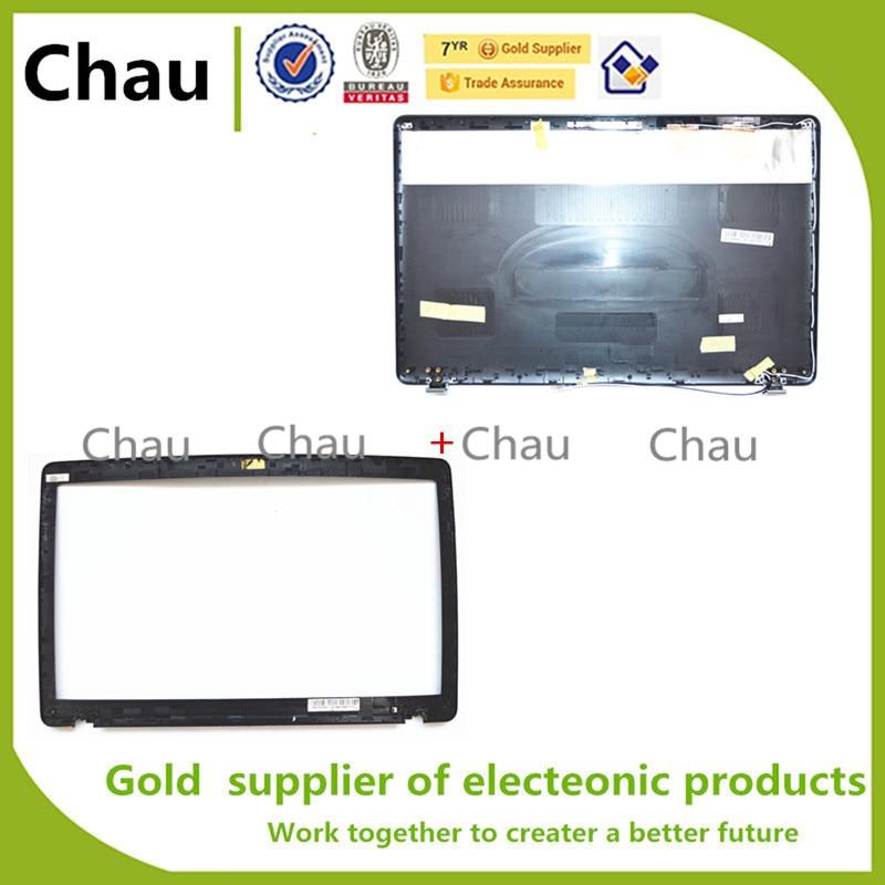 Nuevo para ASUS K750JB F750 R751 X750 LCD contraportada + Lcd cubierta frontal tipo bisel 13N0-PIA0621 13N0-PIA0221