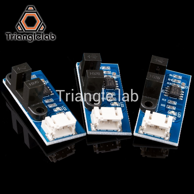 trianglelab TL-Limit Switch Optical Endstop Light Control Limit Switch with cable for RAMPS  3D Printer Accessories TL-Smoother chint travel switch yblx jw2 11z 3 limit switch