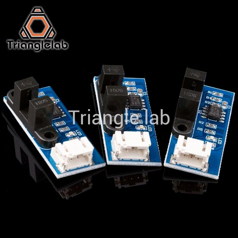 Trianglelab TL-interrupteur de fin de course commutateur de fin de course de contrôle de lumière Endstop optique avec câble pour rampes accessoires dimprimante 3D TL-plus lisse