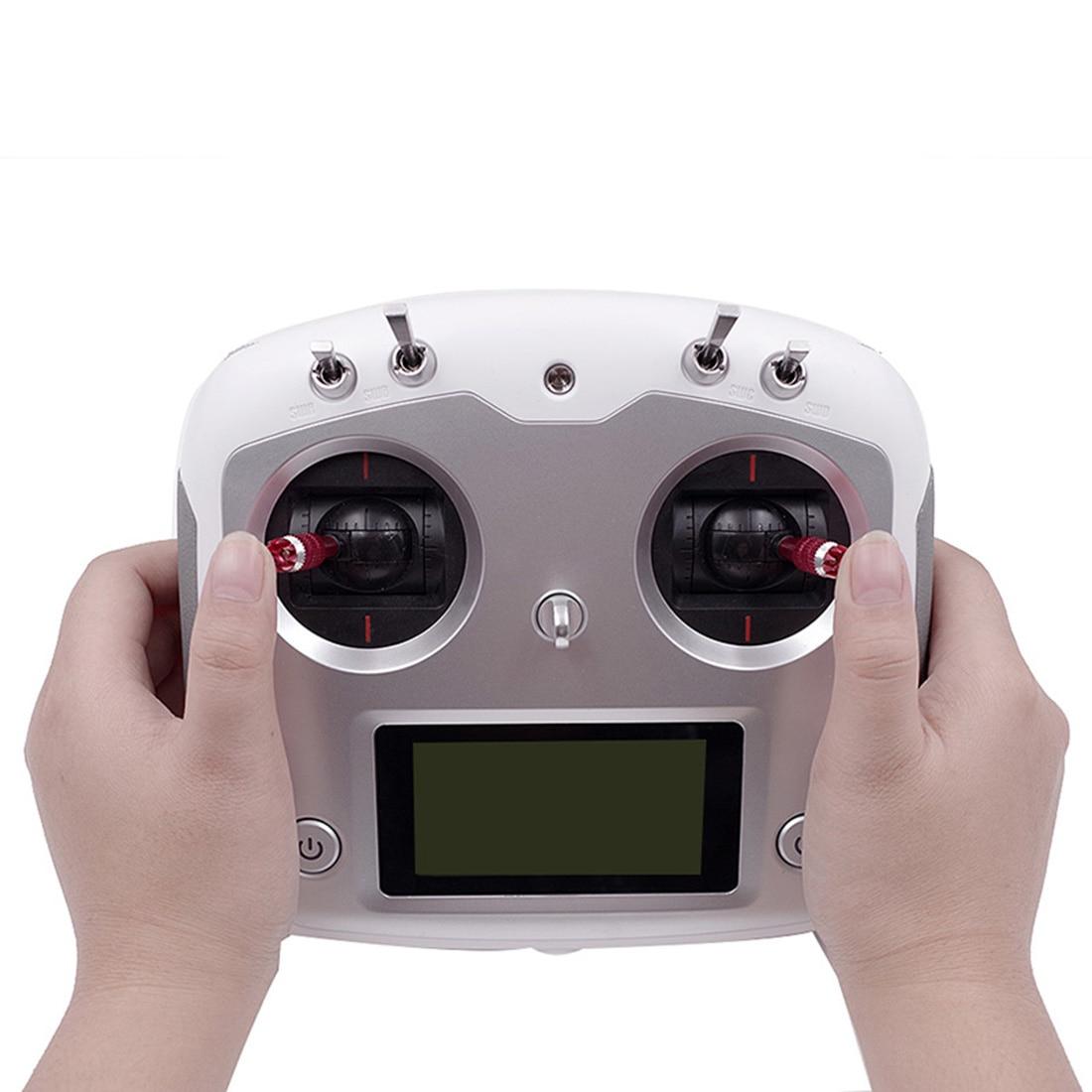 FlySky FS-I6S 10 قنوات التحكم عن بعد مع FS-iA6B استقبال-أسود