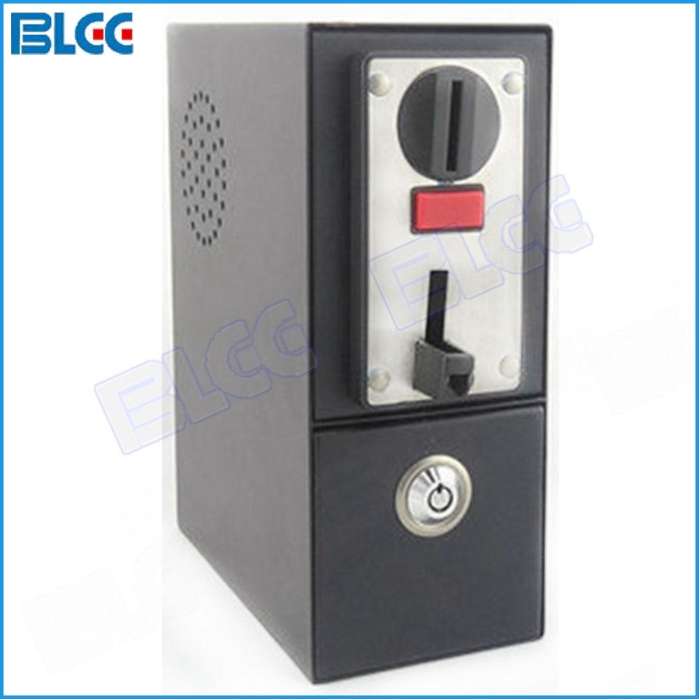 Tarjeta de Control del temporizador del sistema de Control de PC operada con monedas múltiples aceptadores para el sistema de quioscos