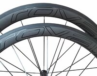 best price width 25mm chinese oem custom logo sticker carbon road bike clincher wheelset 50mm
