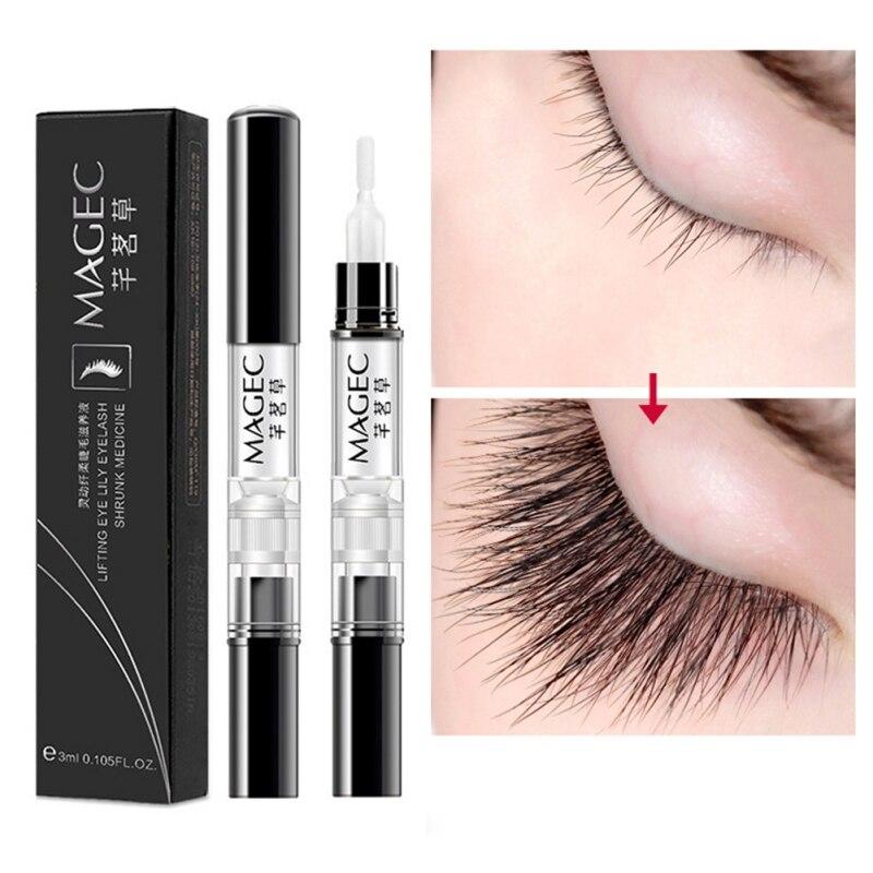 Eyelash Growth Serum Nourish Hair Follicles Lifting Eyelashes Eye Lashes Growth Treatments