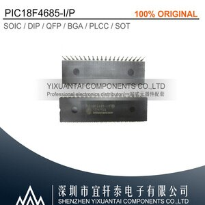 100% original  PIC18F4685-I/P   PIC18F4685-I   PIC18F4685   DIP40