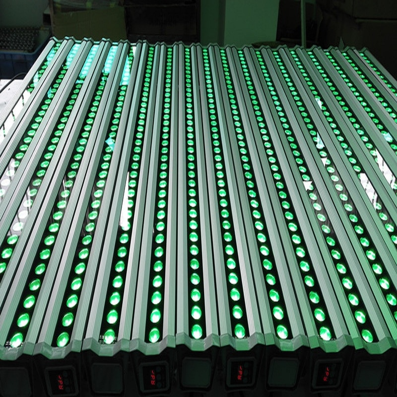 High Quality Led Lighting Outdoor Landscape Lighting Blue/Red/Green/Yellow Dimmable 0-10V Led Light IP65 36W Led Wall Washer enlarge