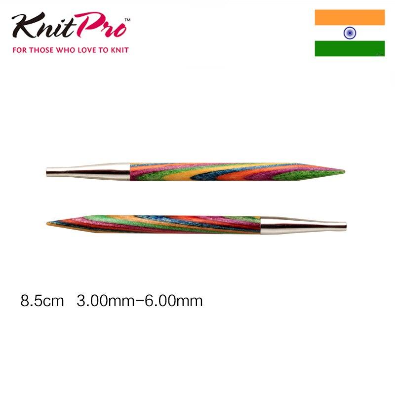 1 piece Knitpro Symfonie 8.5cm Interchangeable Circular Needle