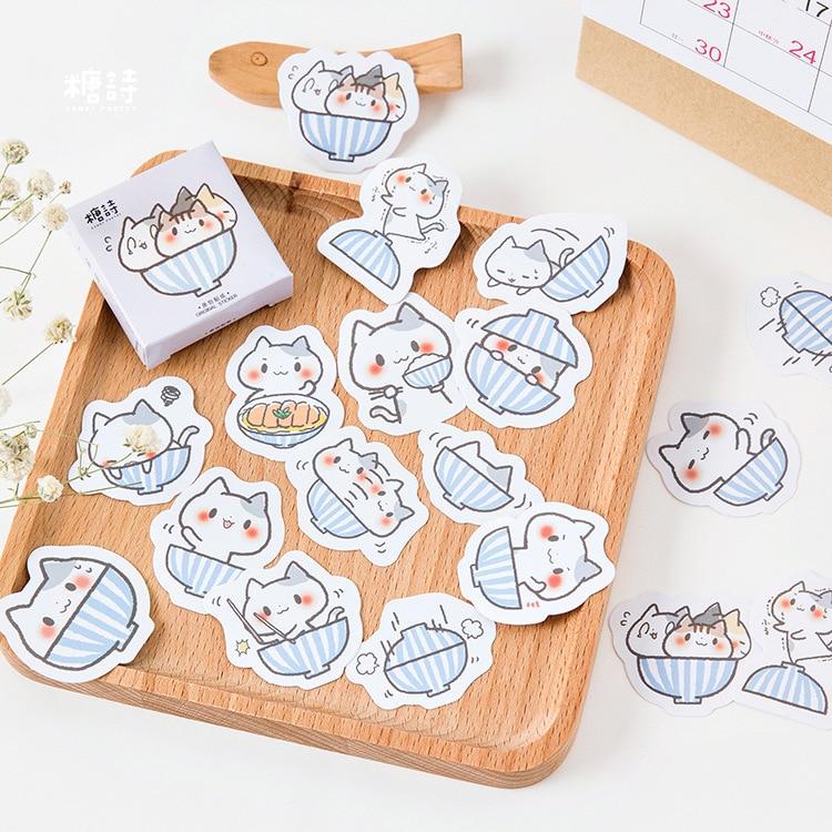 45-unids-pack-gatos-esconder-y-buscar-mini-pegatina-de-papel-para-decoracion-diy-tu-album-de-recortes-diario-etiqueta-papeleria-de-kawaii