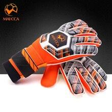 Gants de gardien de but de Football professionnel avec Protection des doigts pour enfants gants de gardien de but de Football tailles 6 5 7