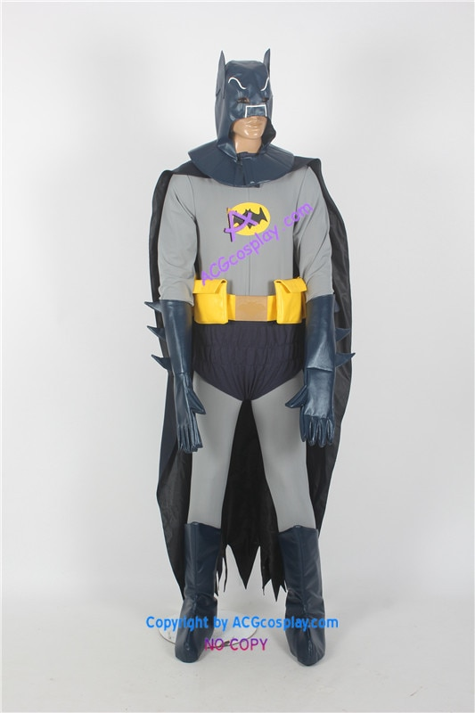 Disfraz de Cosplay de Batman y adamon West